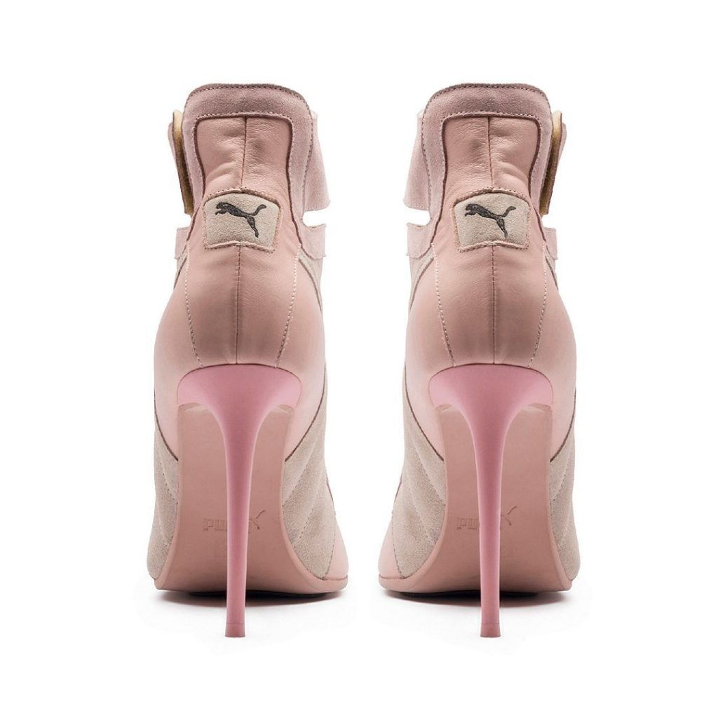 best service 1ca8d 80979 Puma by Rihanna Lace Up Heels - Trainers - cars & life blog