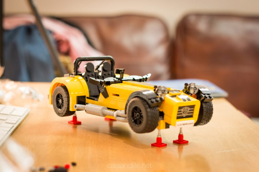 caterham seven 620r lego review cars life cars fashion lifestyle blog. Black Bedroom Furniture Sets. Home Design Ideas