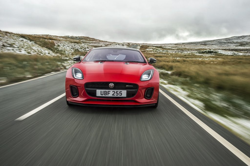 Jaguar F-Type 2-lt
