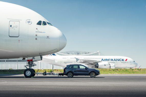 Porsche Airbus A380