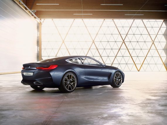 New BMW 8-Series