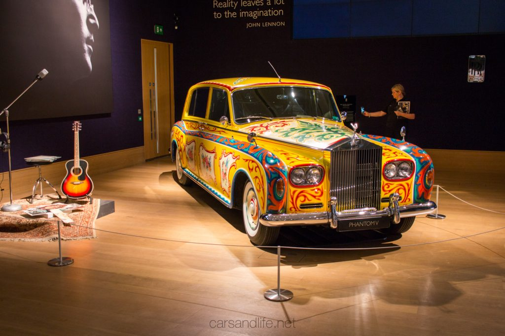 Rolls Royce Phantom V John Lennon, Bonhams