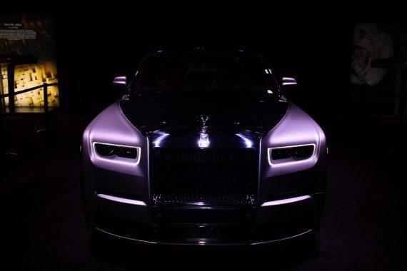 New Rolls Royce Phantom, Bonhams