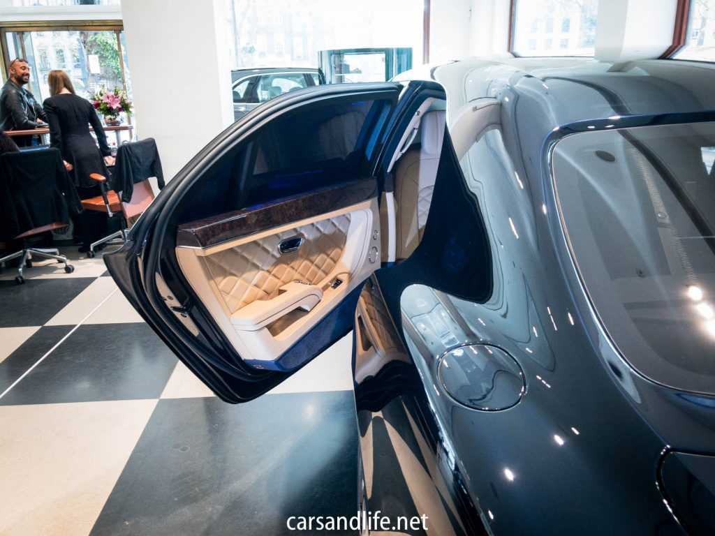 Bentley Mulsanne Grand Limousine Mulliner
