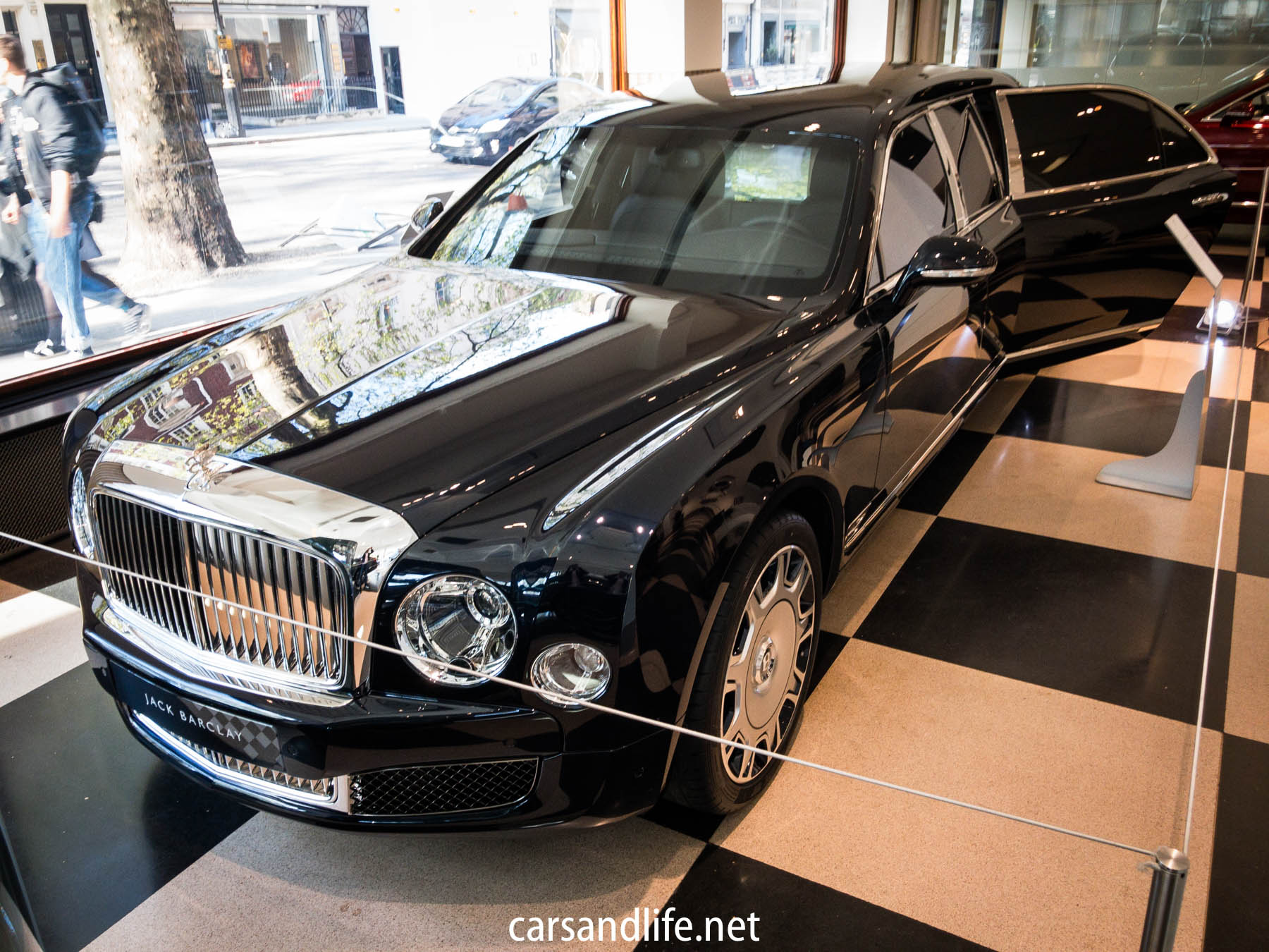 bentley cars state limous limousine top speed